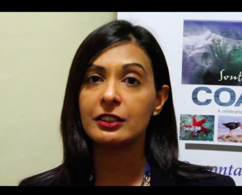 Plastics Oceans Conference | Jaisheila Rajput