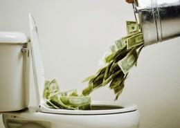 Money toilet (1)