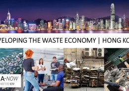 Develop the waste economy Hong Kong 20180703