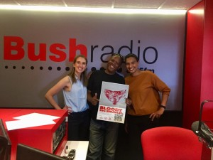 TOMA-Now bush Radio 2